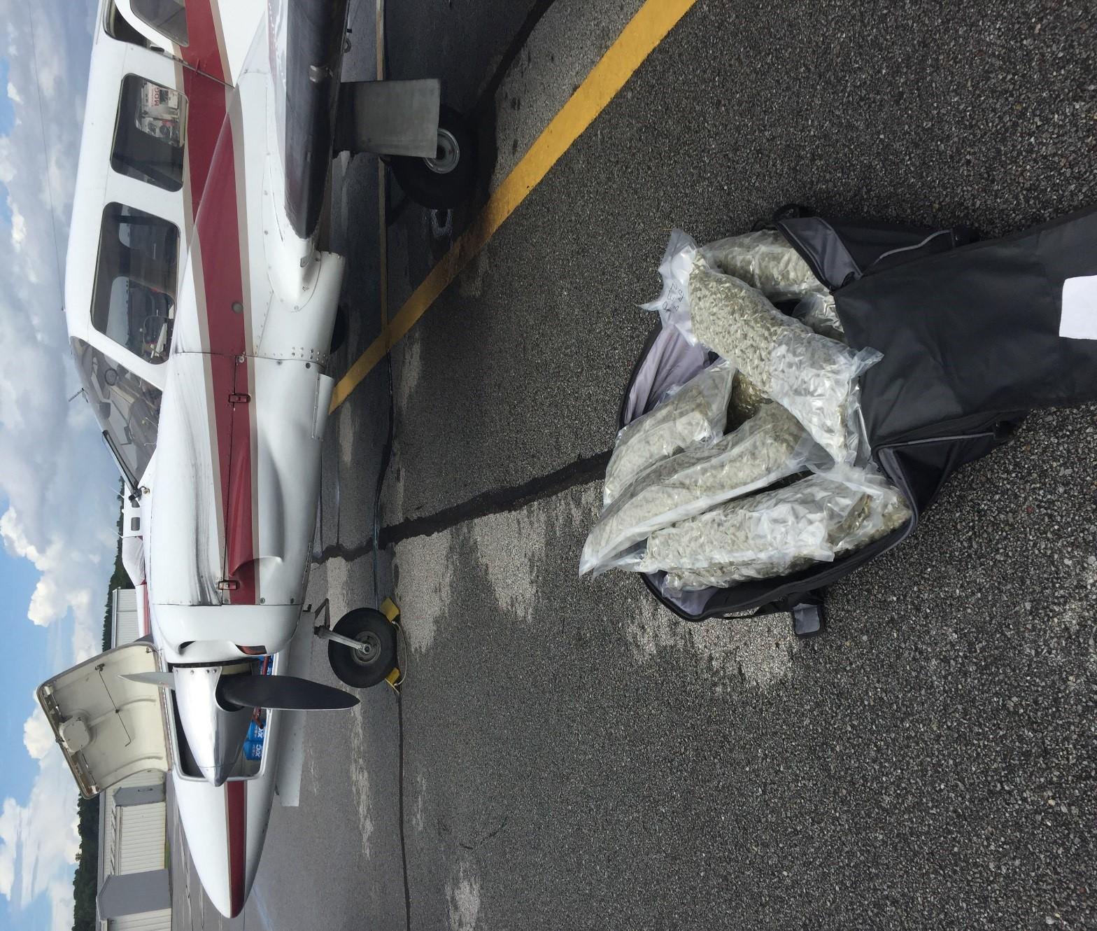 West Georgia Regional Airport Arrests and Seizure | Georgia Bureau